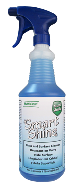 Multi-Clean Smart Shine Glass & Surface Cleaner