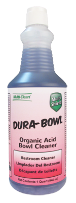 Multi-Clean Dura-Bowl Organic Acid Bowl Cleaner