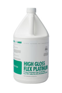 Ultra Chem Labs High Gloss Flex Platinum – Premium Performance Floor Finish