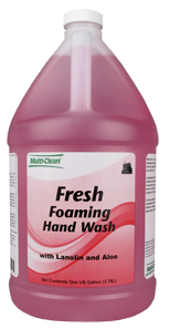 Multi Clean Fresh Foaming Hand Wash