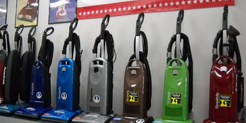 Simplicity Vacuum Cleaners