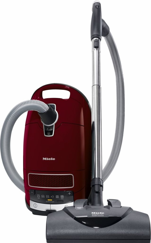 Miele Complete C3 Soft Carpet