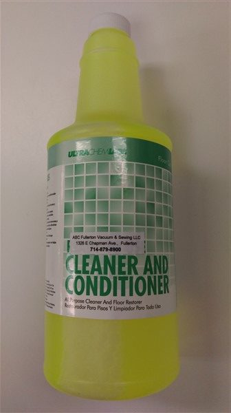 Ultra Chem Labs Cleaner & Conditioner