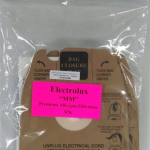 Electrolux Style MM Premium bags 3Pk
