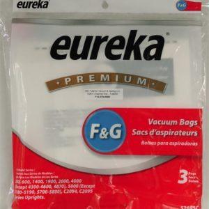 Eureka Type F&G Premium bags 3Pk