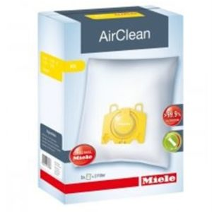 Miele AirClean 3D Efficiency FilterBags Type KK 5Pk