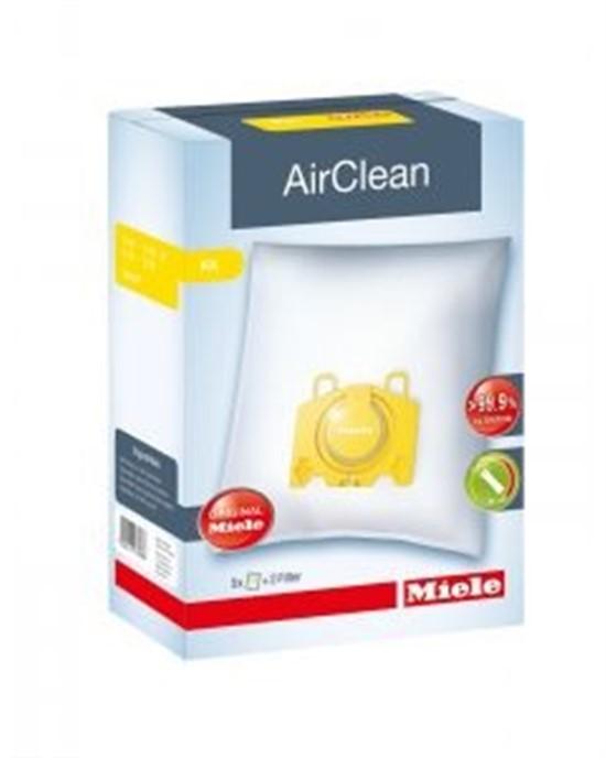 Miele AirClean 3D Efficiency FilterBags Type KK 5Pk