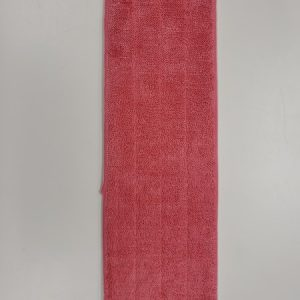 Microfiber Wet Mop 18in Red