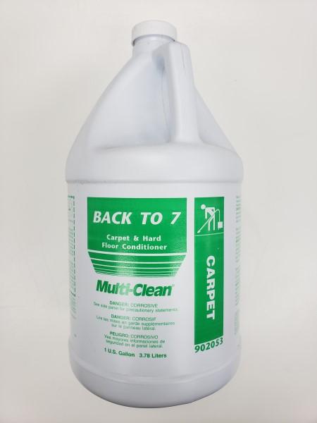 Multi-Clean Back to 7 Neutralizer