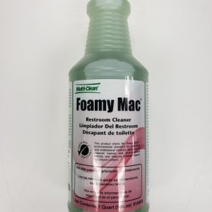 Multi-Clean Foamy Mac