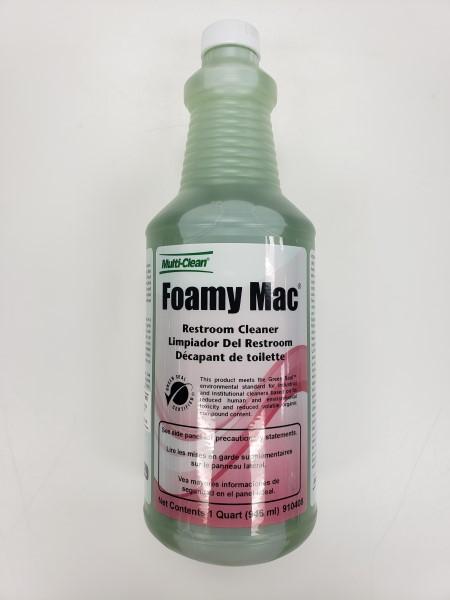Multi-Clean Foamy Mac