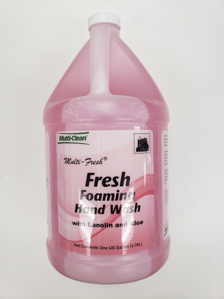 Multi-Clean Fresh Foaming Hand Wash