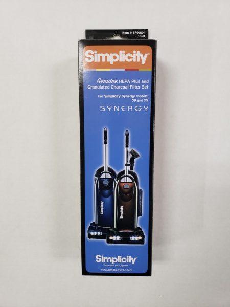 Simplicity G9 & X9 HEPA filter set