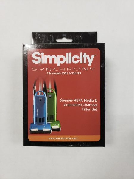 Simplicity S30P & S30PET HEPA filter set