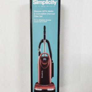 Simplicity S40 & S40P HEPA filter set