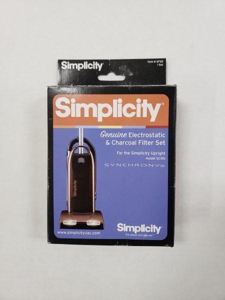 Simplicity SCRD filter set