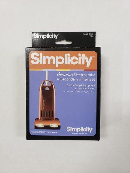 Simplicity SCRS & SCRC filter set