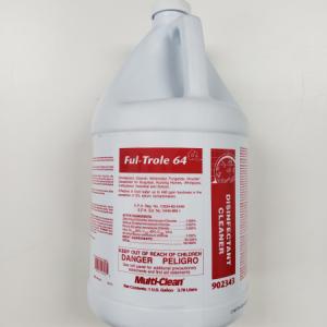 Multi-Clean Ful-Trole disinfectant