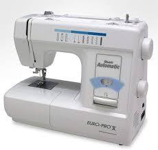 Euro-Pro Sewing Machine Repair