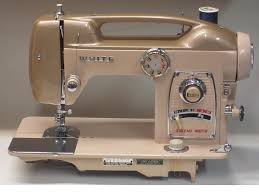 White Sewing Machine Repair