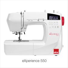 Elna eXperience 550